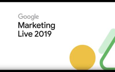 Marketing Live 2019 Day 1: Ads Innovation Keynote