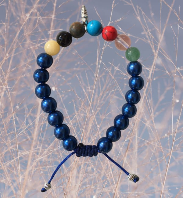 bracciale blue