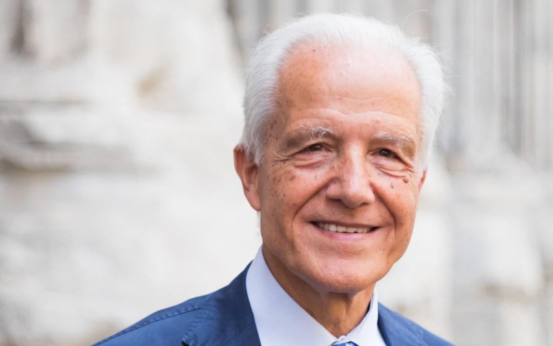 "Gianni Orlandi, nuovo Presidente dell'Odv Tim: ""Banda ultralarga fondamentale per"