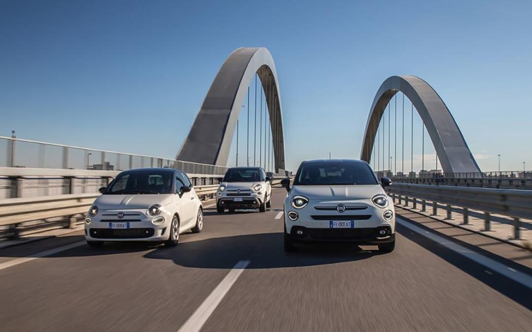 """Fiat battezza la 500 Hey Google, l'auto che si """"comanda"""""""