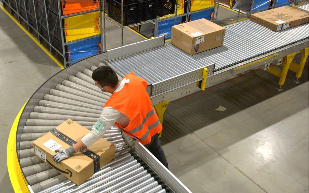 Amazon, nuovo hub a Trento
