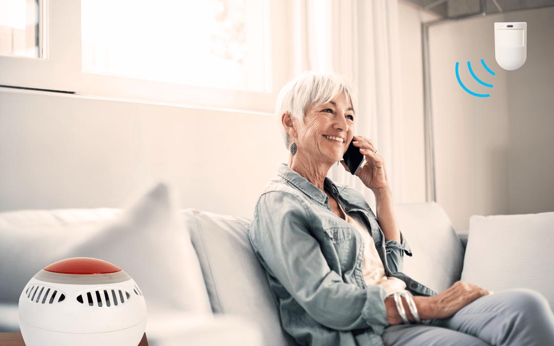 Caregiver: monitoraggio a domicilio con GRAMPiT