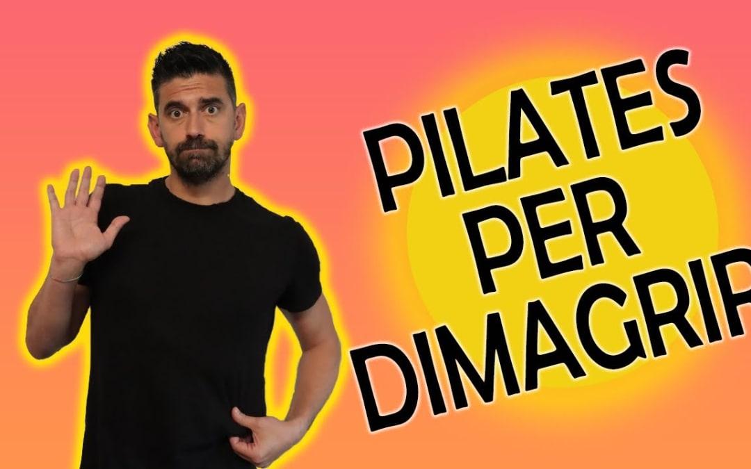 Pilates per Dimagrire: Lezione per Tonificare e Bruciare calorie restando