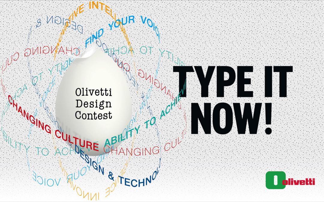 Olivetti Design Contest, ecco i vincitori della quarta edizione