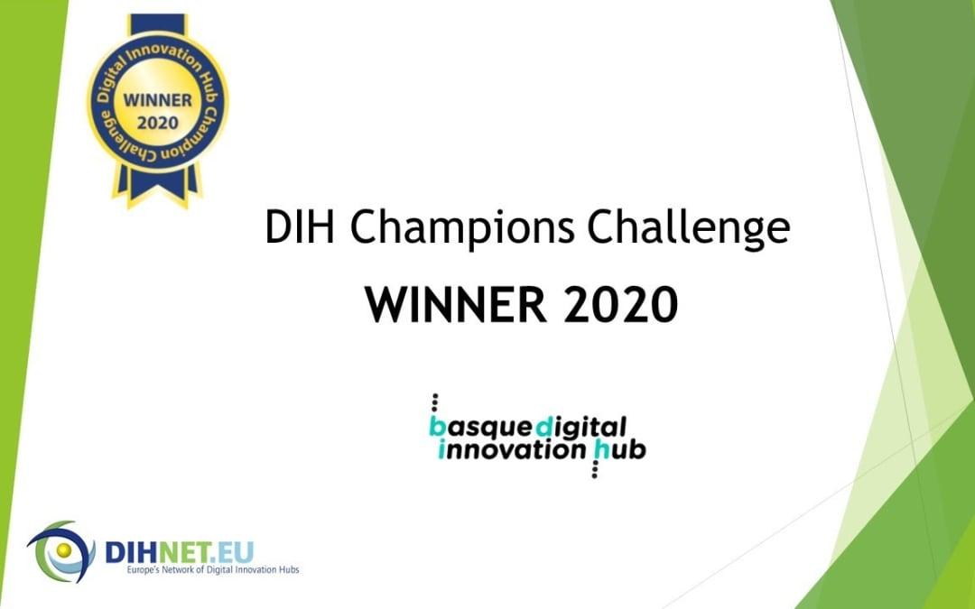 DIH Champions 2020 – WINNER