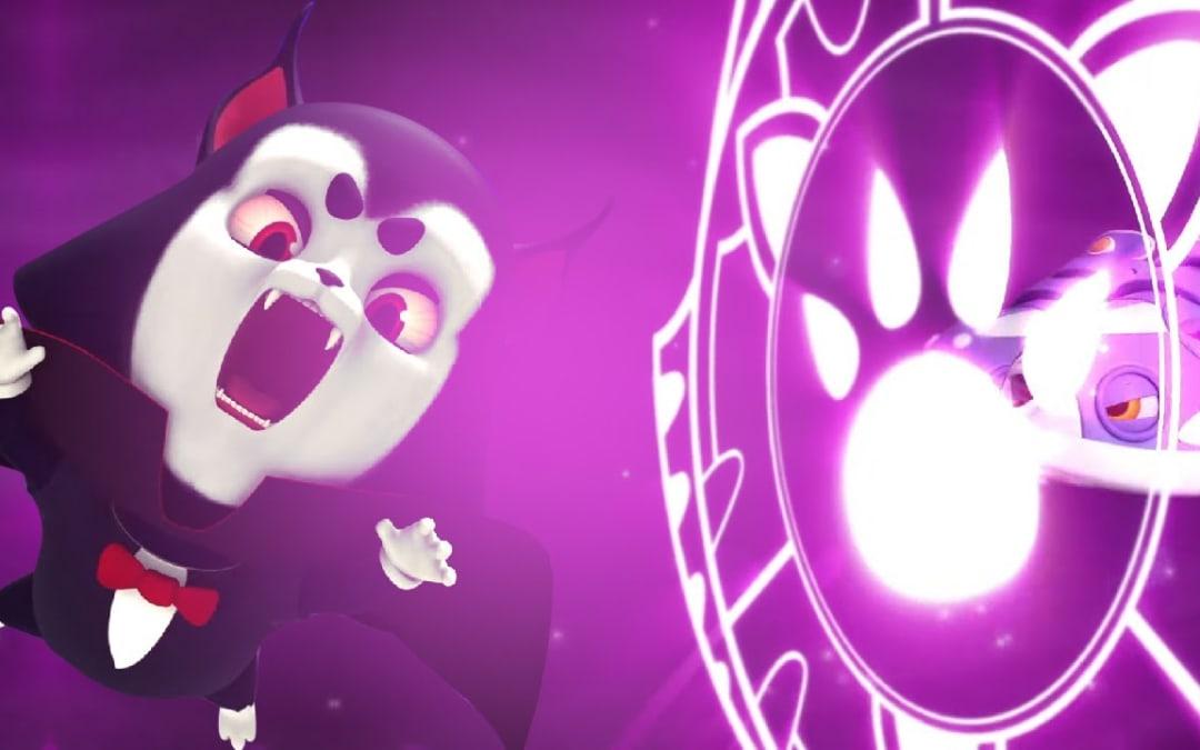Dracula | Video divertenti | Animazione | Kong Kong Land |  Cartoni animati per bambini
