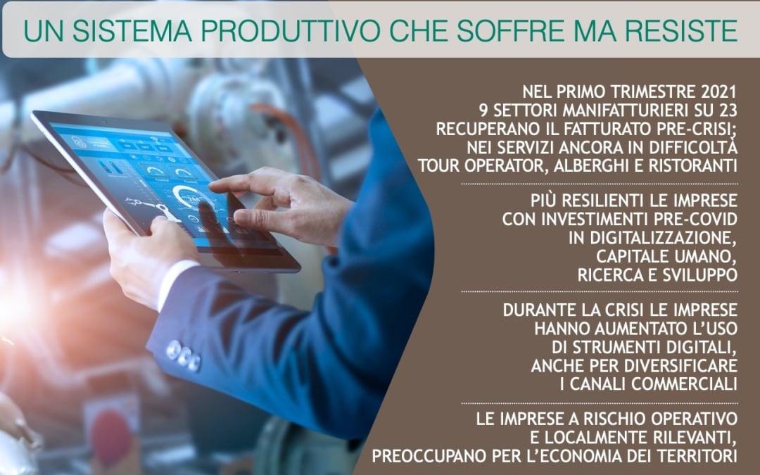 Digitale anti-crisi, Istat: bene Industria 4