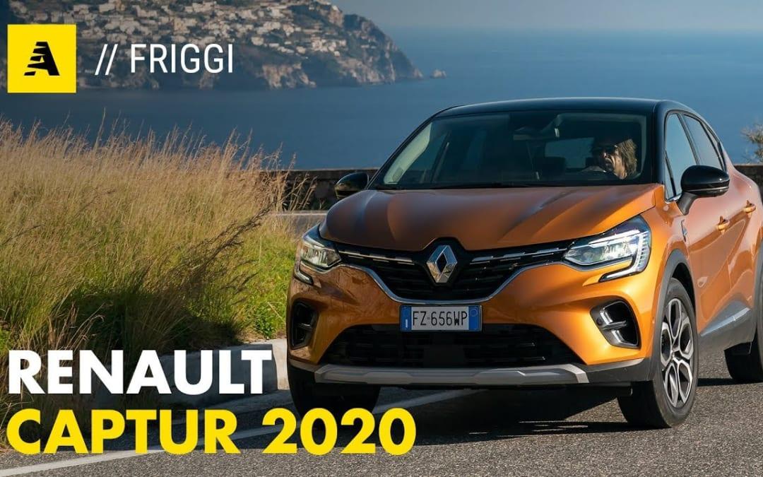 Renault Captur 2020   SUV compatto più completo che mai