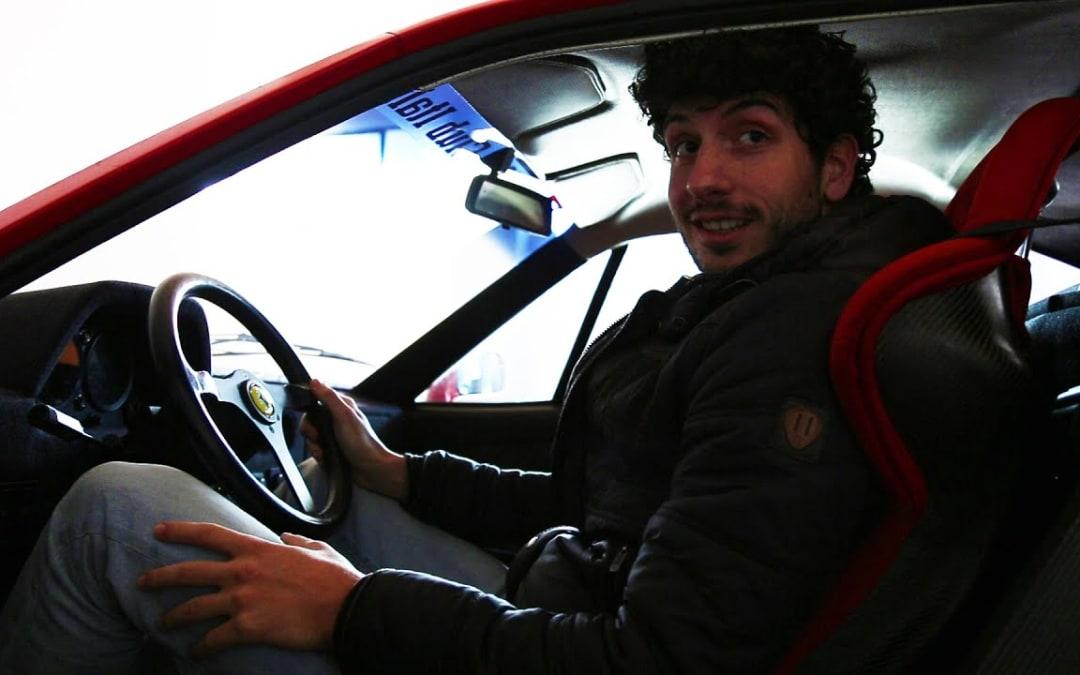 La prima volta – Davide Cironi Drive Experience