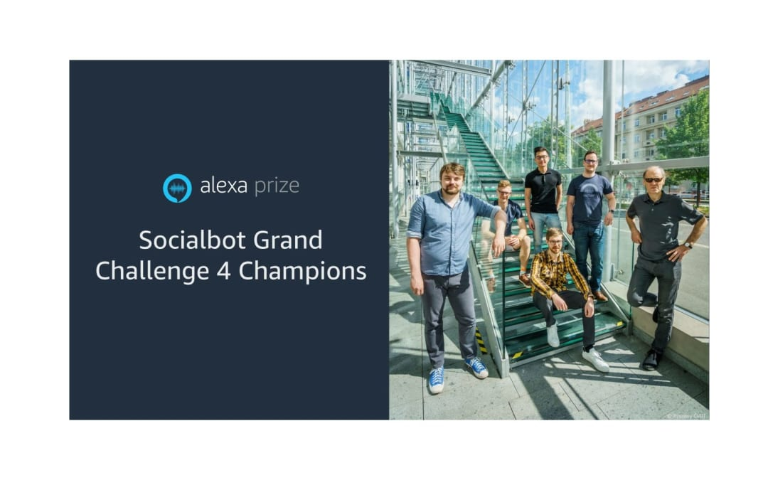 Machine learning, alla Czech Technical University di Praga il premio