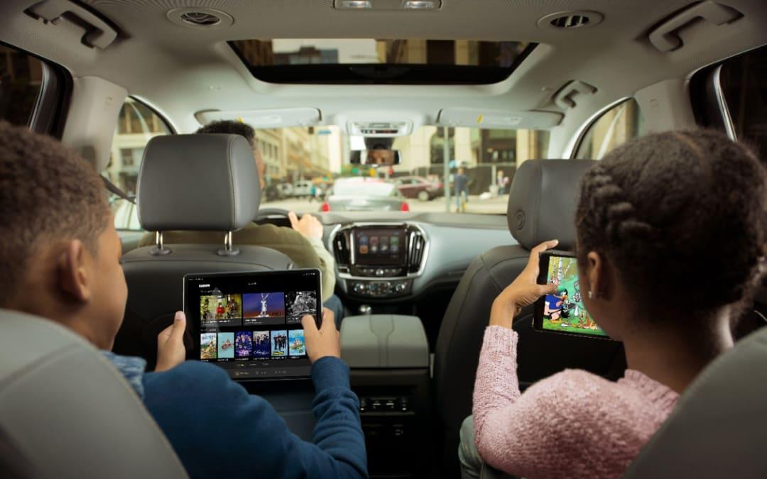 Auto connesse in 5G: General Motors e AT&T pronte alla