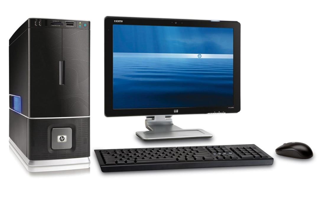 Pc desktop, la curva torna in crescita: è la prima volta da inizio 2020