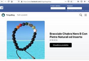 facebook Shop tringo