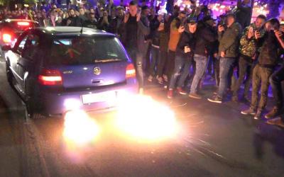 WÖRTHERSEE 2019 – Crazy Action! Burnouts, Antilag, Revs!