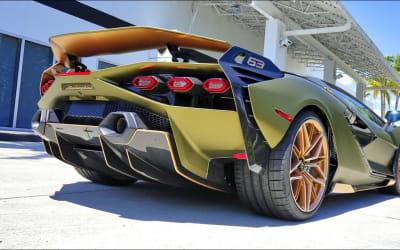 Bugatti DIVO, Lamborghini SIAN, Centenario, SVJ, LaFerrari, Apollo IE, McLaren P1 – Compilation