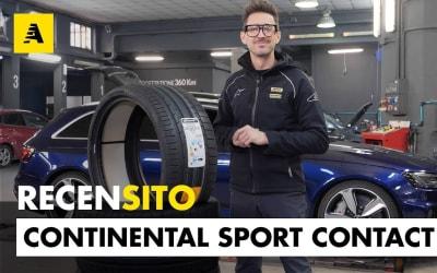 Continental SportContact 6. Recensione pneumatico auto ultrasport. Ecco come va e come è fatto