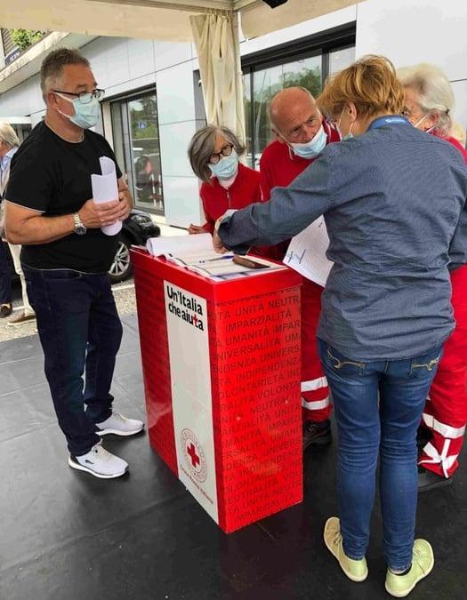 Vaccini: partito Hub Confindustria Alto Adriatico a Gorizia