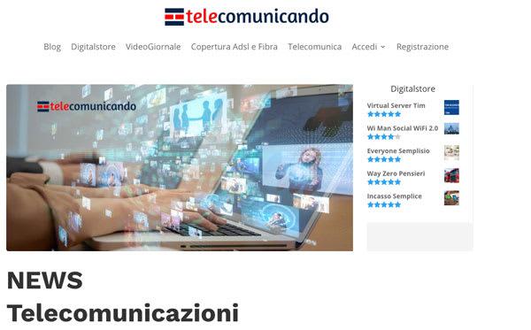 telecomunicando.it blog
