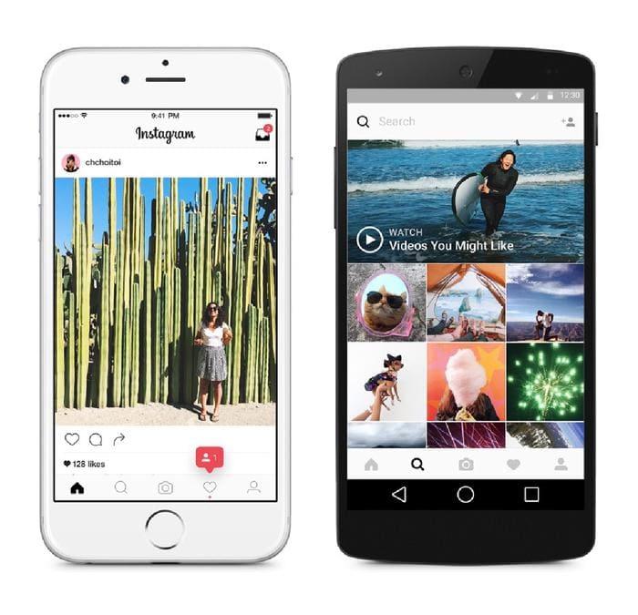 Instagram, test per pubblicare anche da computer