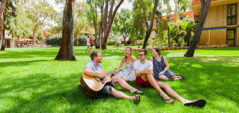 Open Day at TRC - uwa student accommodation
