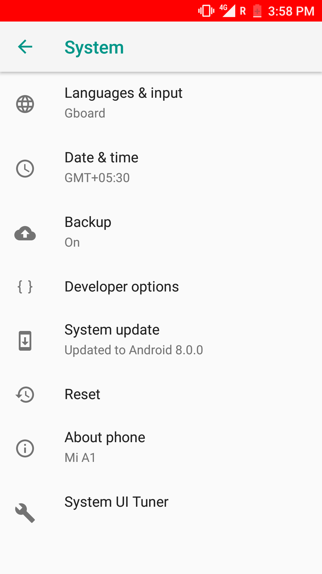 Enable USB Debugging in ANdroid