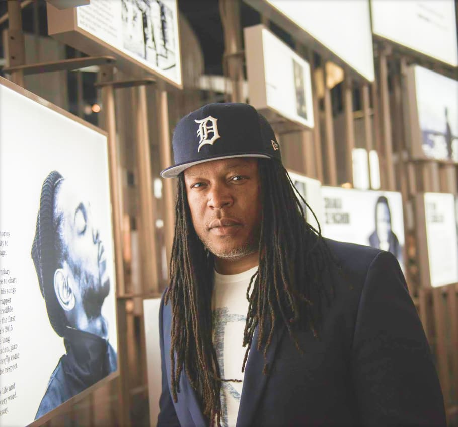 Photo of Shaka Senghor, Head of Diversity, Quality and inclusion at TripActions