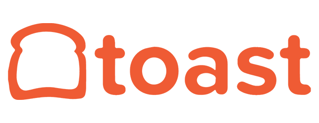 Toast customer logo