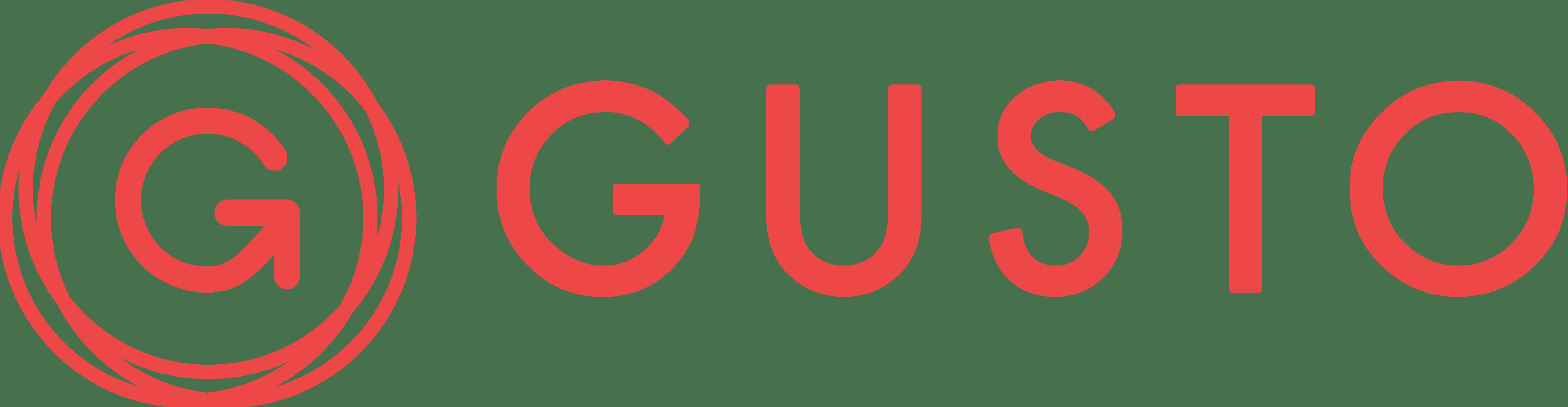 Gusto customer logo