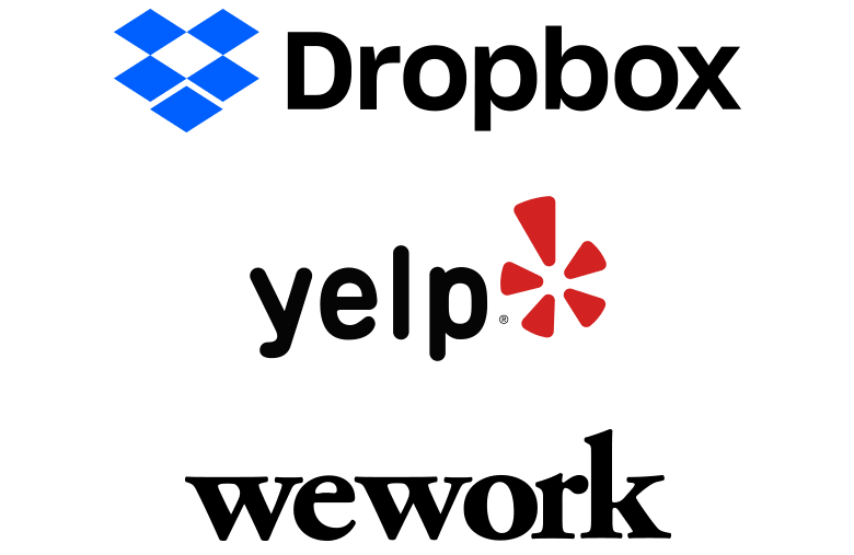 TripActions Customers - Dropbox, Yelp, WeWork
