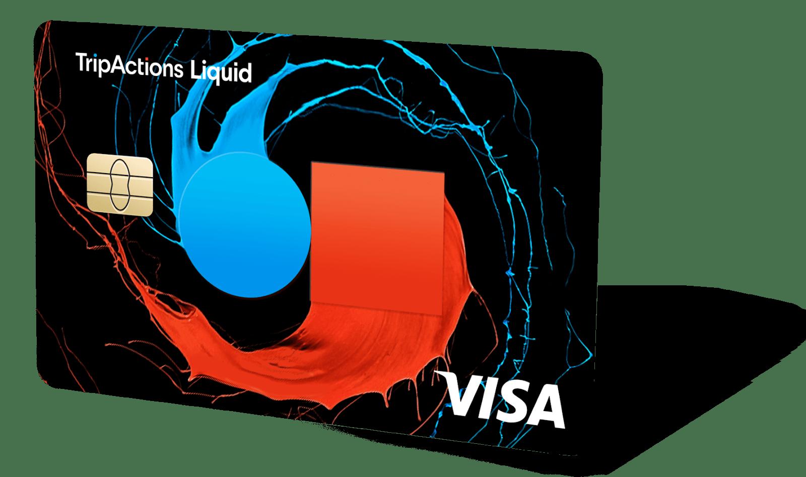 TripActions Liquid Card