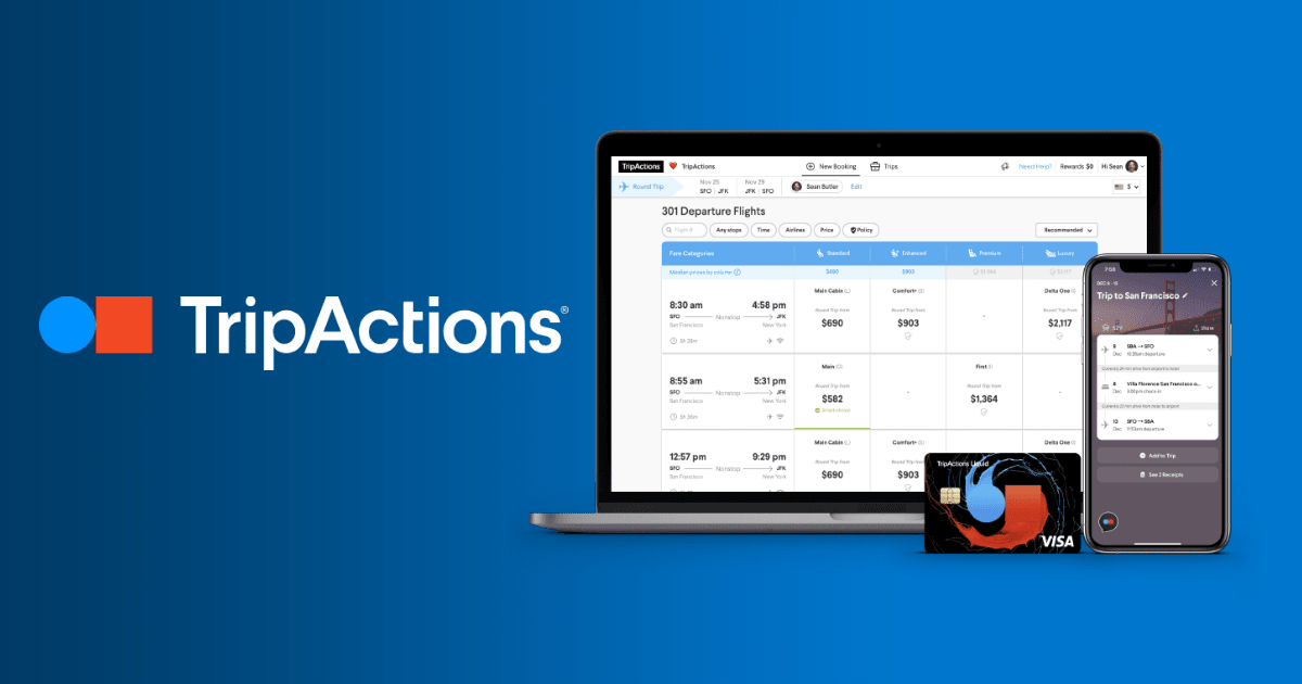 How TripActions saves businesses over 30% on hotel spend alone