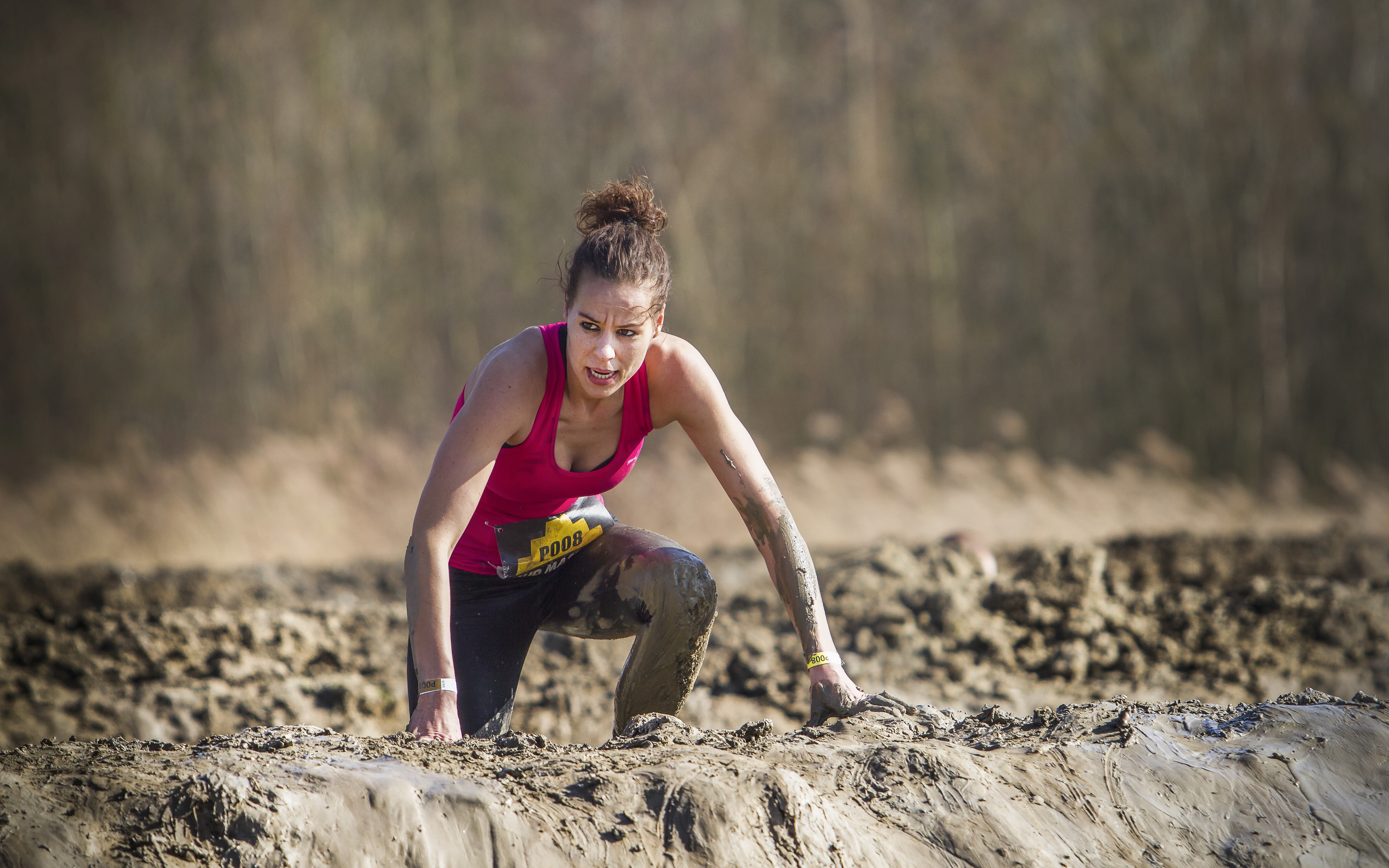 The Spartan Sprint - Shanghai edition - 6km. Small Preview Image
