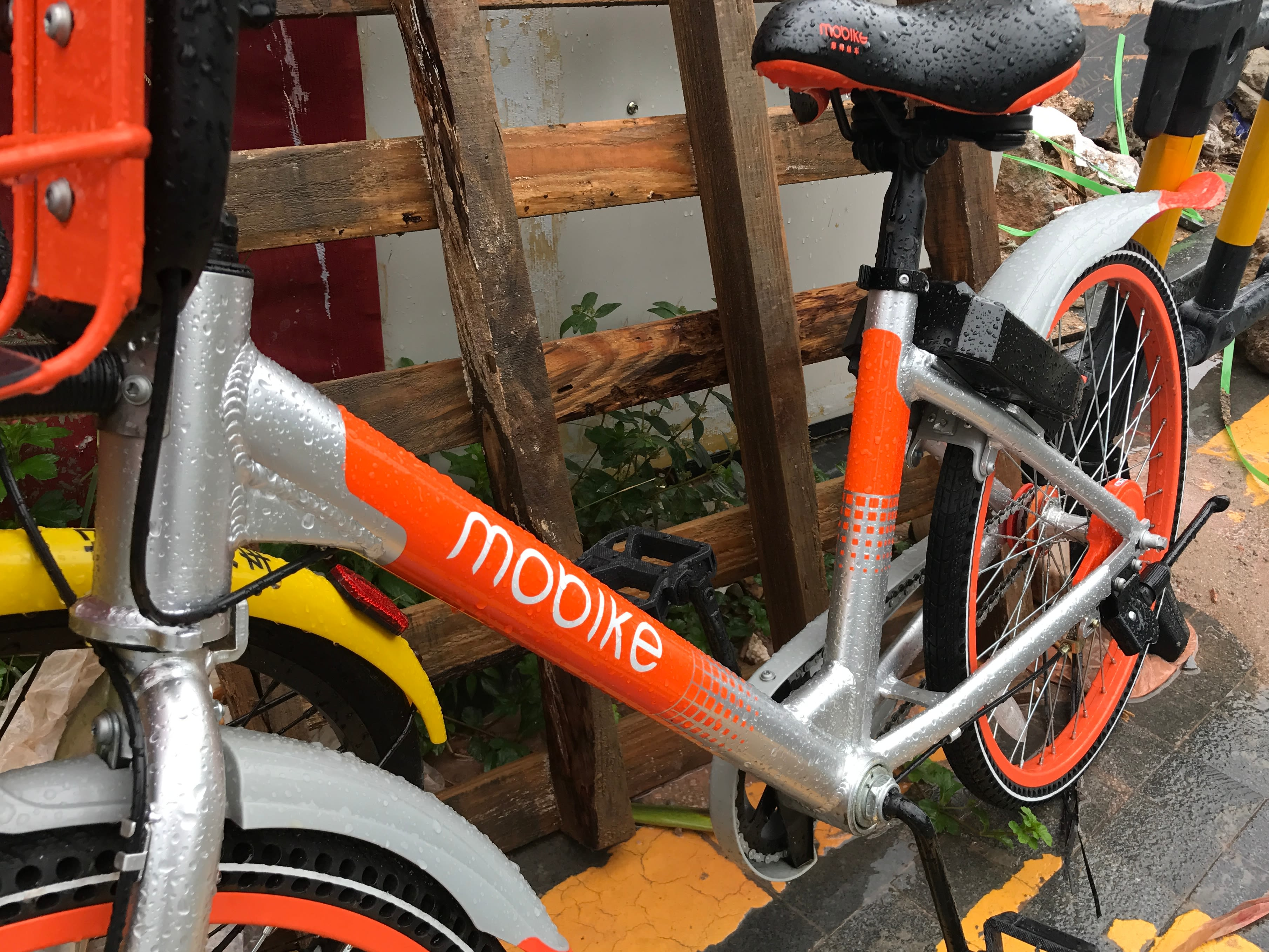 Le tour de Shanghai on a Mobike. Small Preview Image