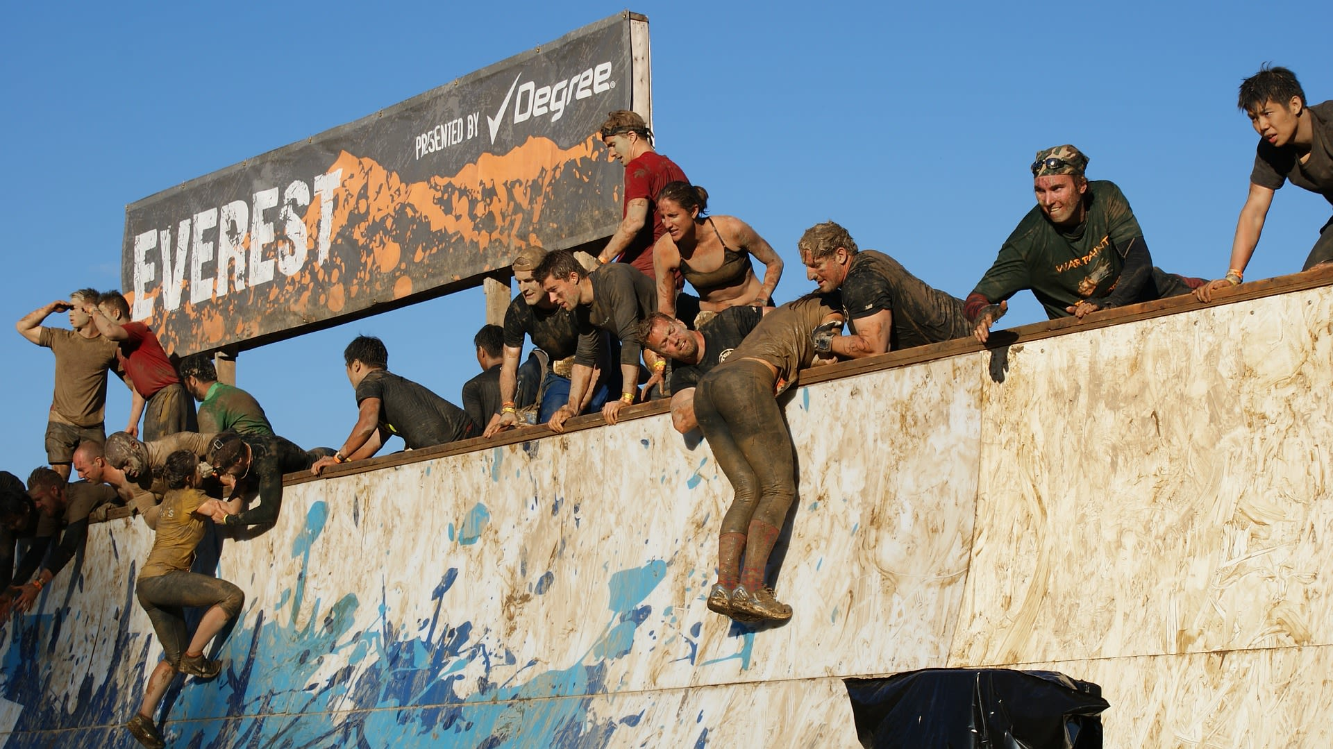 The Spartan Race - Shanghai Edition - 13km. Small Preview Image