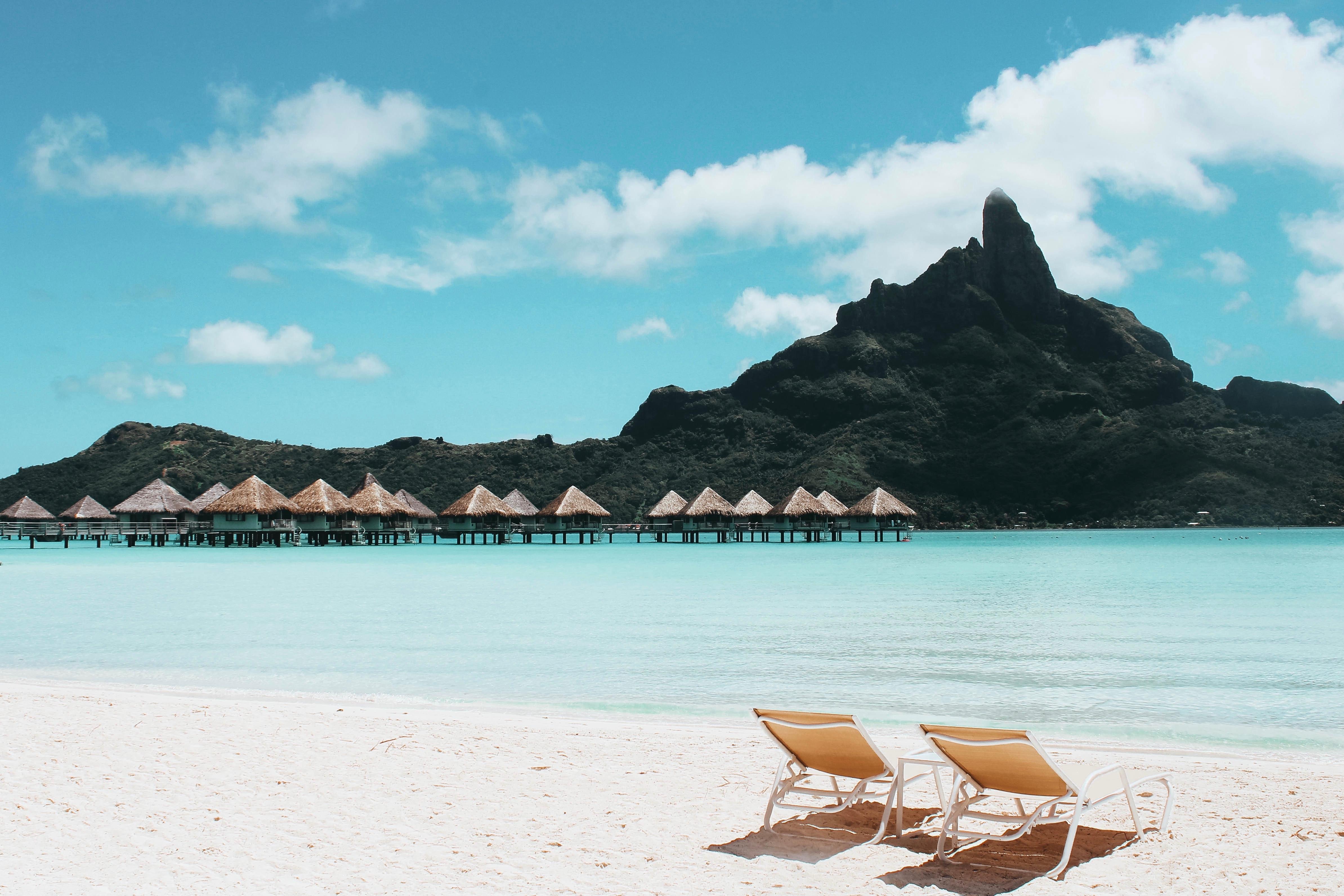 6 of the Most Idyllic Beaches Around the World Large Header Image