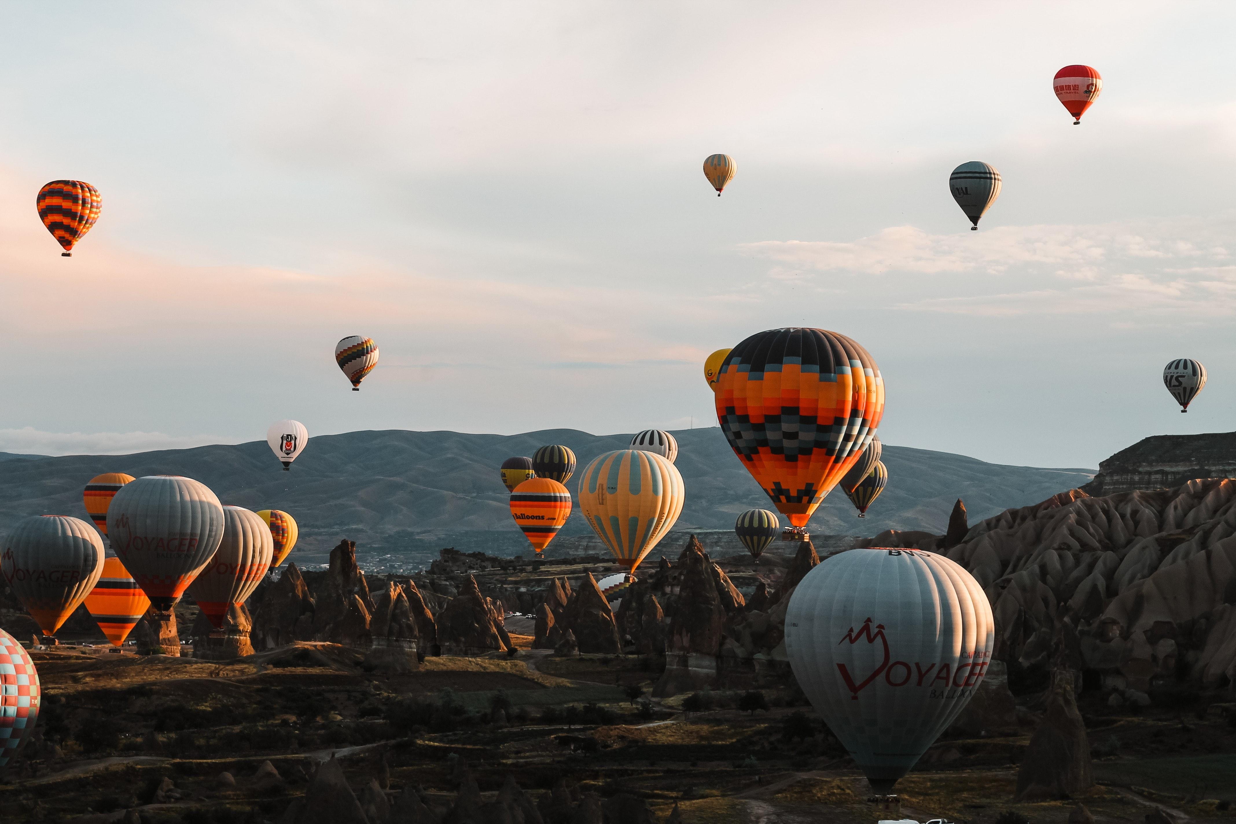 Explore the magical sights of Cappadocia, Turkey Large Header Image