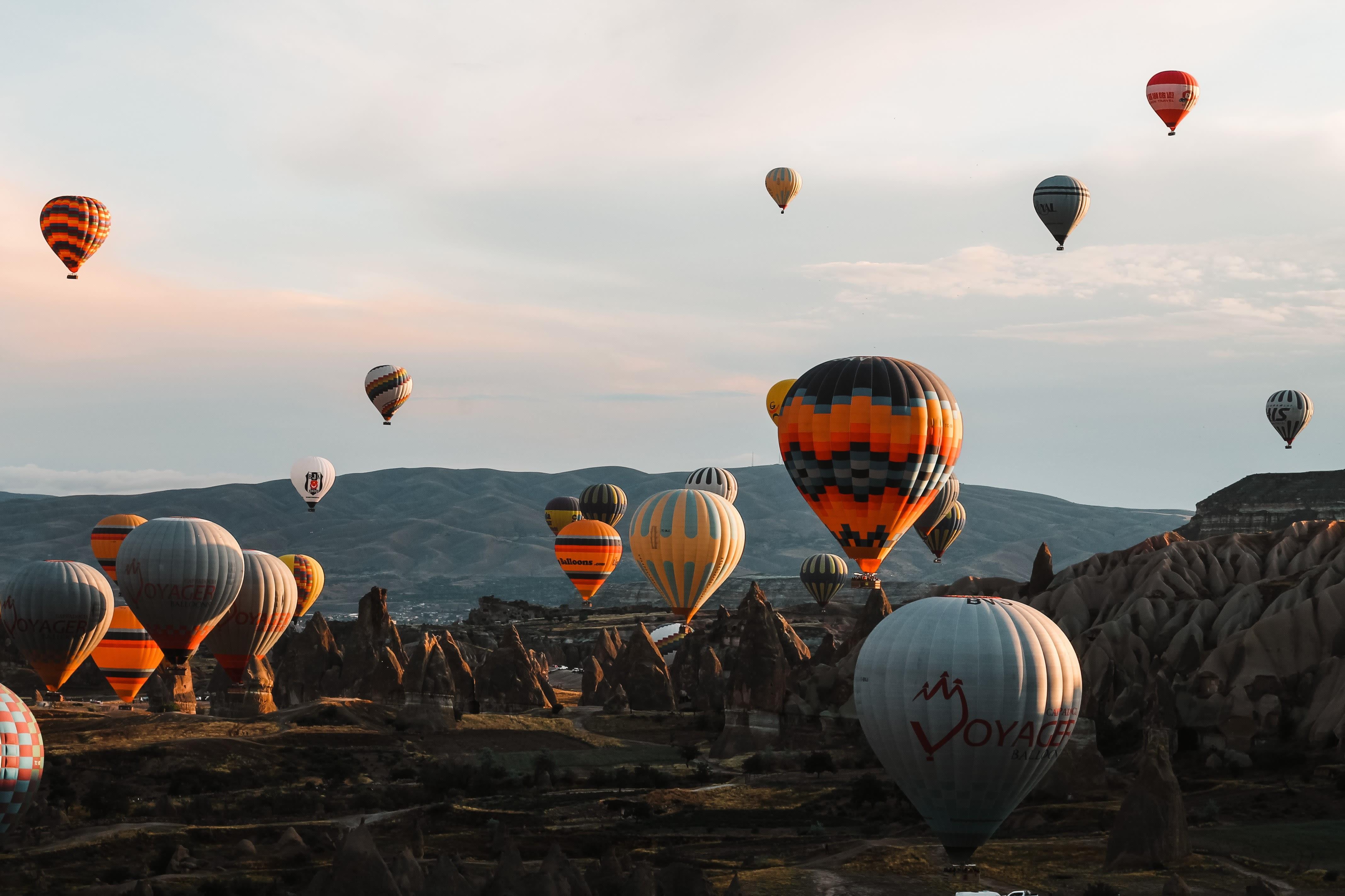 Explore the magical sights of Cappadocia, Turkey Image