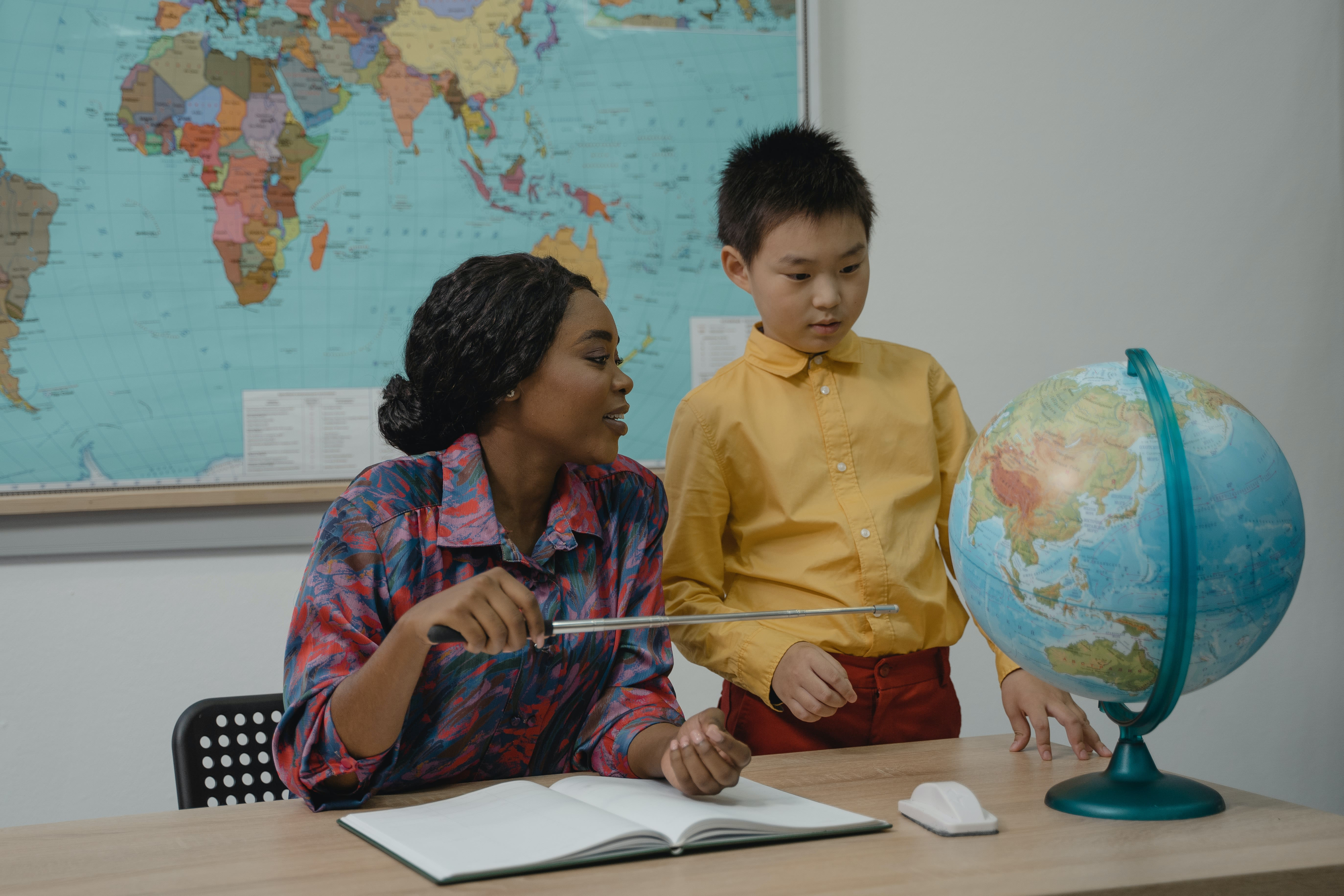 What are the different types of schools you can teach in abroad? Image