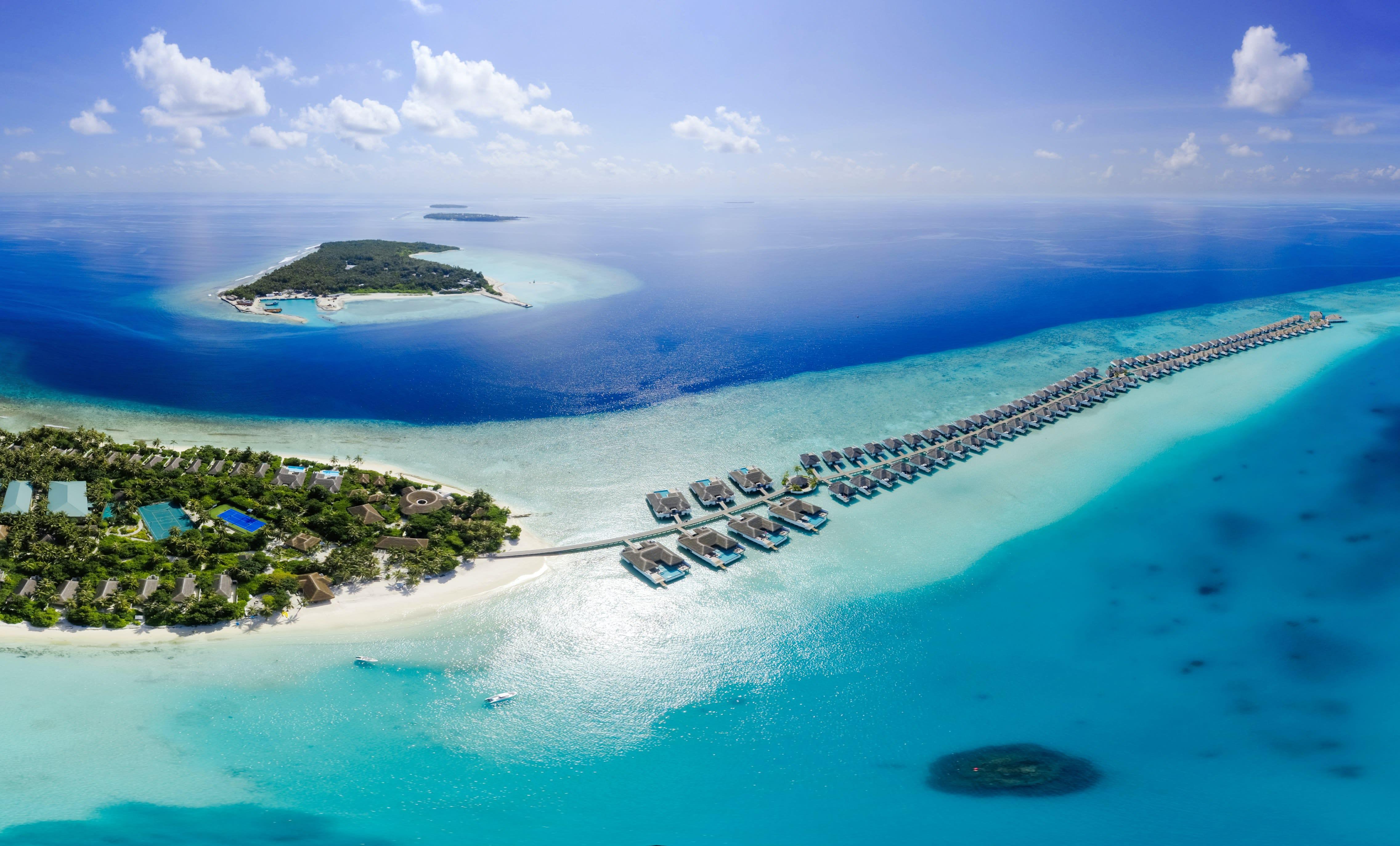 Reethi Rah Beach, Maldives