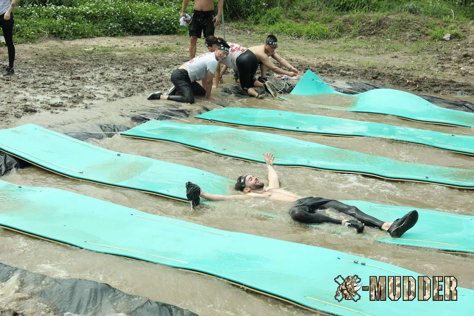 Muddy roll