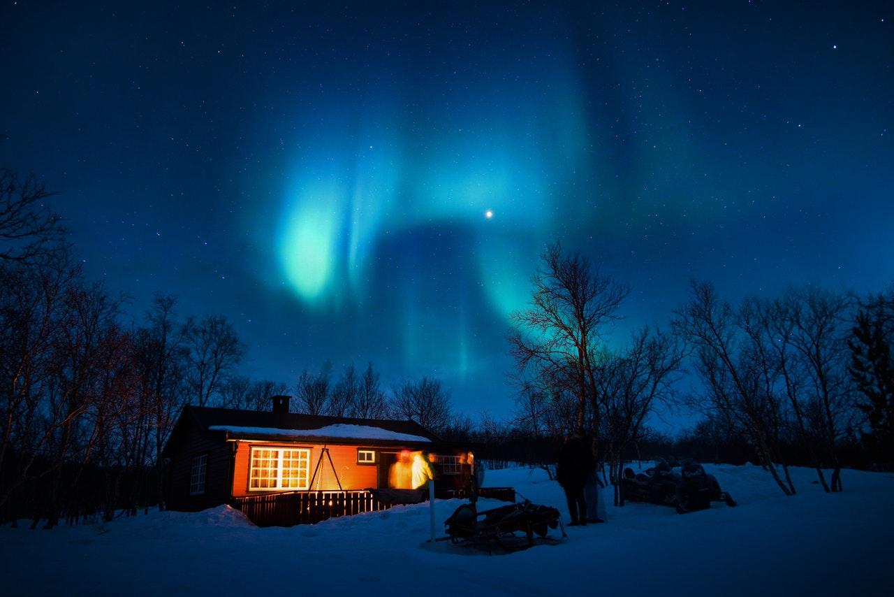 Iceland Aurora, Northern Lights