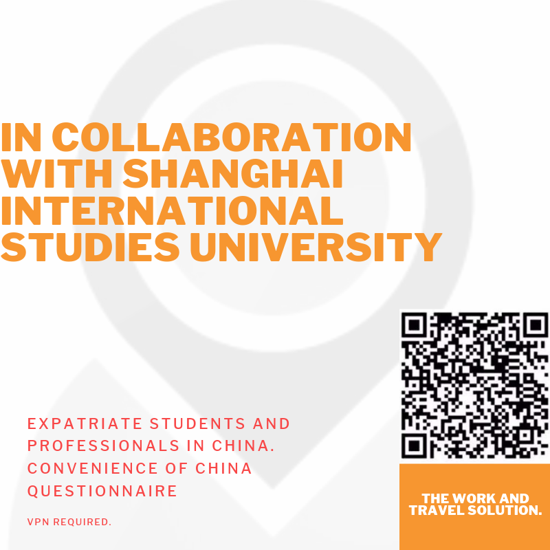 Collaboration with Shanghai University QR Code