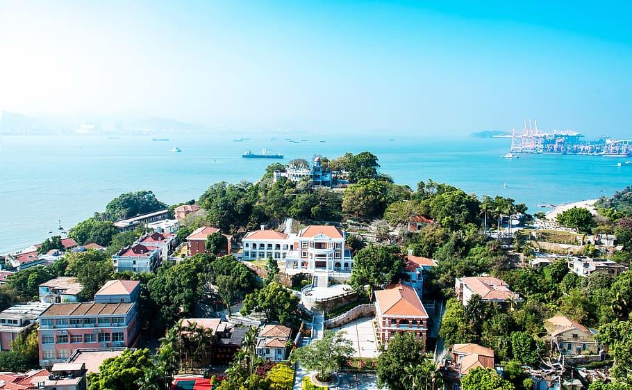 Kulangsu Island Xiamen China