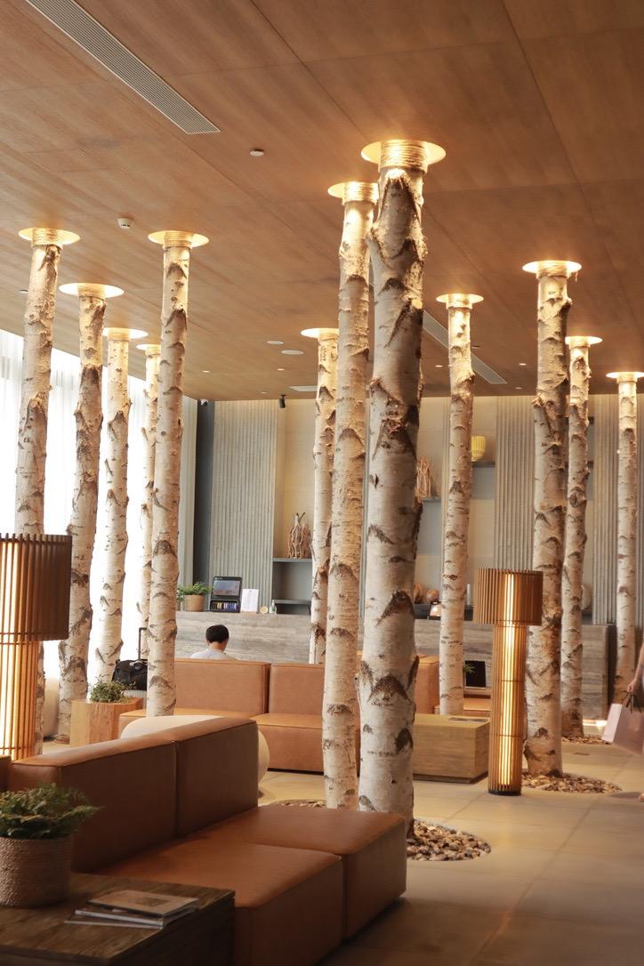 1 hotel Sanya, waiting room