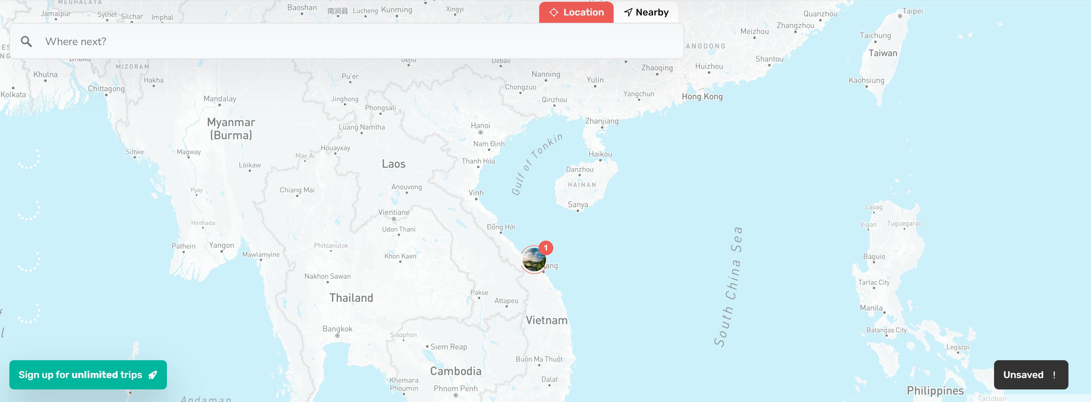 Da Nang Vietnam tripapt trip planner