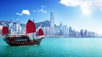 Discover the vibrant cities of Hong Kong and Macau