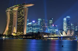 Memorable Holiday in Singapore