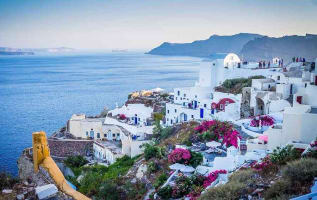 Greece Holiday Package with Flights from Delhi