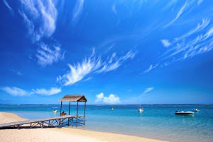 Lost in Paradise:Vacation in Mauritius