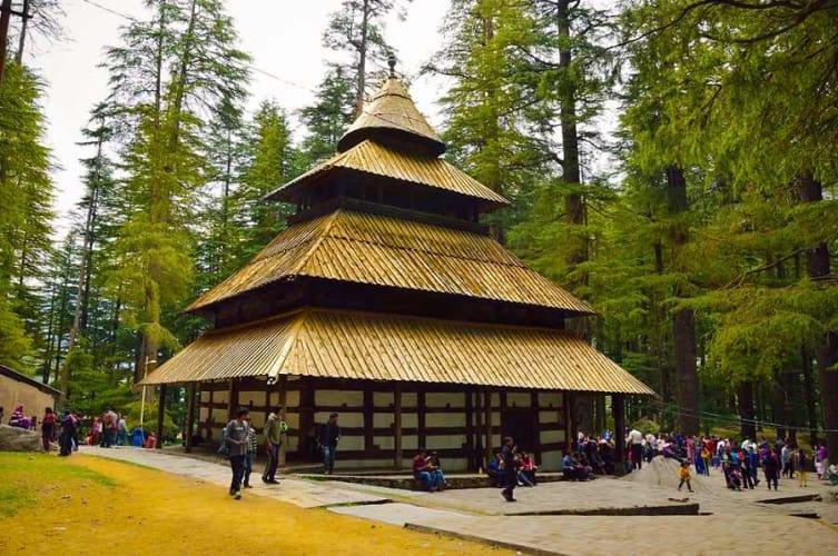 Shimla Manali Honeymoon Package; Volvo from Delhi